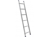 Фото  1 Алюминиевая односекционная приставная лестница на 6 ступеней 2255525
