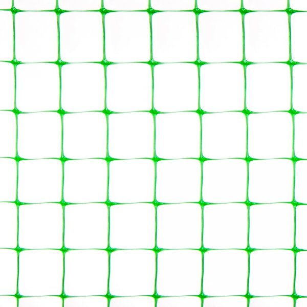 Фото 3 Пластиковая сетка для птиц Клевер 12х14 мм 1х100 м зеленая 332155