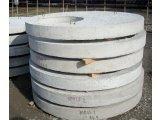 Фото 1 Кольца ЖБИ,бетонные кольца,крышки,днища 332631