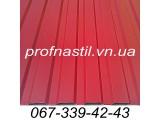Профнастил ПС-12 оцинкованный 0,4 мм Винница
