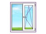 Металлопластиковые окна (Steko, Rehau, WDS)