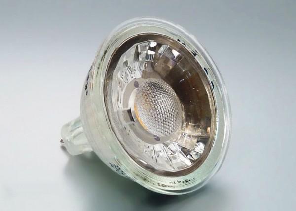 Светодиодная лампа MR16/GU5,3 Bioledex HELSO Glas 12V 3Вт 38° с теплым светом