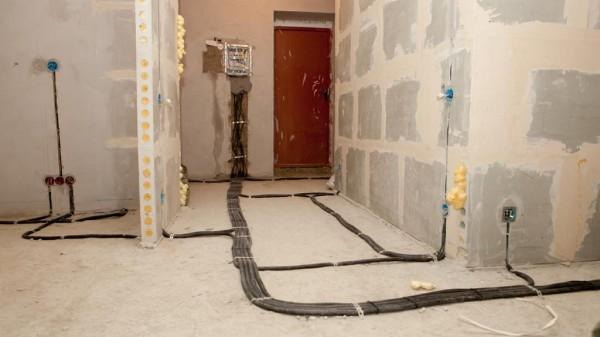 422Ремонт квартиры и электрики