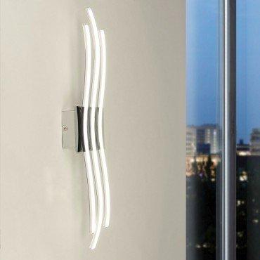 Фото  1 Интерьерный светильник Eglo LED Roncade 31995 26Вт, хром 2082443