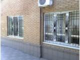 Решетки на окна металлические кованые