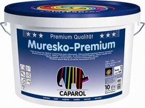Фото  1 Caparol Muresko-Premium акриловая фасадная краска 1806875