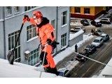 Промышленный альпинизм, высотные работы