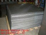 Фото 1 Лист нержавіючий AISI 321 (08Х18Н10Т) розміром 5х1250х2500 мм 324137