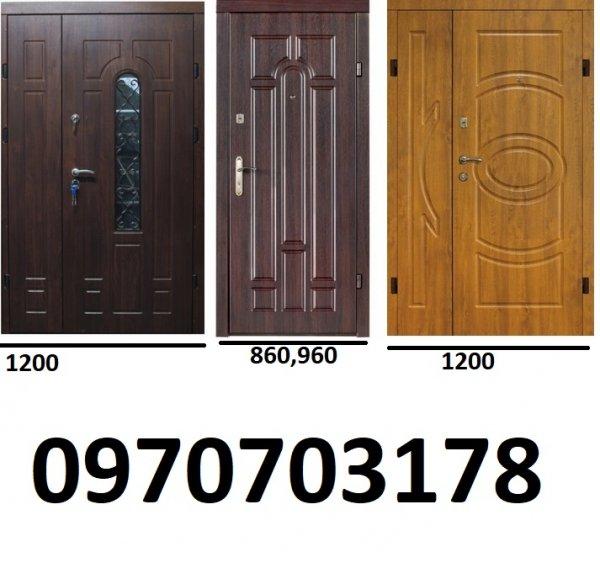Фото 2 металическая дверь входна металл 2мм 336321
