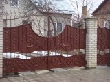 Фото 8 Ворота, калітки, заборні секції ковані.ворота ,калитки,забор. 336335