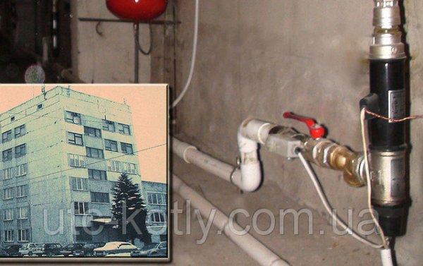 Фото 6 Электрические электродные водонагреватели (мини-котлы) «ЕЕЕ» 135104