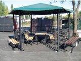 Фото 4 Беседка, навес,изделия из металла, качели,ворота, гараж,забор 303205