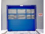 Фото  7 Ворота панорамные Alutech 2770035