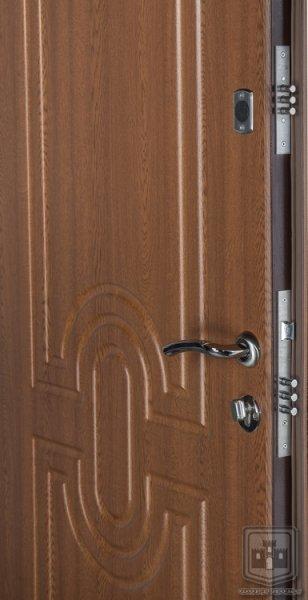 Фото 3 Вхідні металеві двері, Колекція Акцент 330820