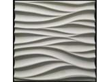 Гипсовая 3Д панель Амброва вуаль