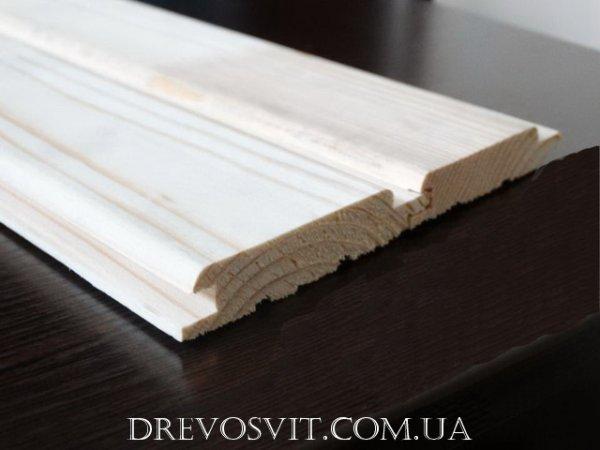 Фото 4 Євровагонка деревяна Камінь-Каширський 322420