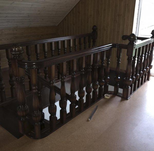 Фото 4 Заходной столб, Балясина для Лестниц 324628