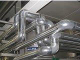 Фото  4 Готовый отвод ПВХ на трубу диаметром 40х022мм с базальтовой или каучуковой изоляцией для наружного применения. 2066245