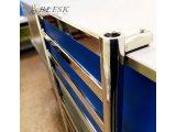 Фото  4 AQALUX 4000Х500 полотенцесушитель из нержавеющей стали 2066609
