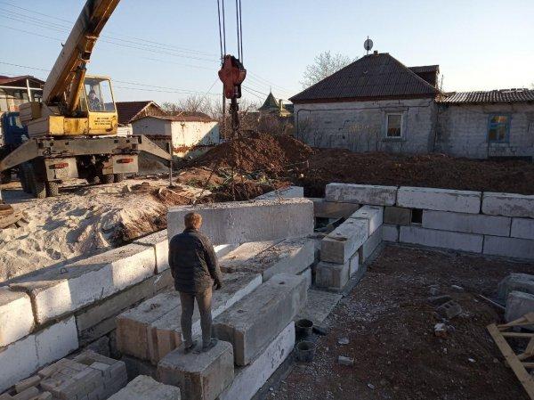 Фото 1 Продам блоки фбс, плиты перекрытия, дорожные с доставкой. мариуполь. 338878