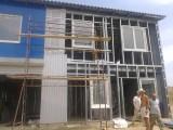 Коммерческое строительство из ЛСТК