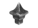 Фото  1 Верхушка литая 57х38мм, под 16х16мм квадрат 1977162