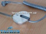 Фото  2 Круглый ТЭН Enix GV chrome с электронным регулятором +таймер 2 ч. (Польша) цвет хром, разборной, поворотный. 2885627