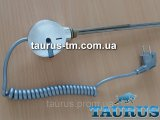 Фото  3 Круглый ТЭН Enix GV chrome с электронным регулятором +таймер 2 ч. (Польша) цвет хром, разборной, поворотный. 3885627