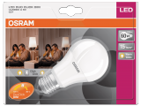 Фото  1 Лампа со встроенным диммером OSRAM LED DuoClick DIM 8,5Вт 806Лм E27 1956635
