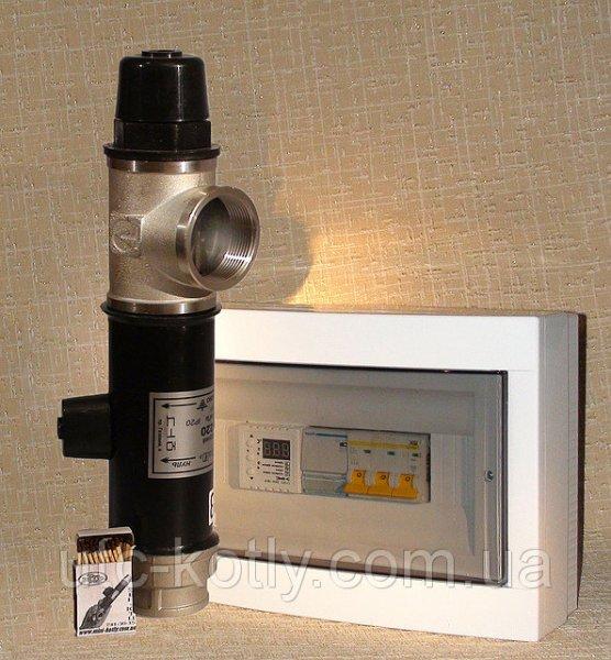 Фото 2 Электродный котёл ЕЕЕ 7,5 кВт - безопасное отопление дома, СТО, АЗС 133713