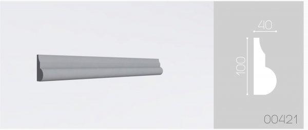 Фото  1 Цокольний елемент армований пінопласт 169022