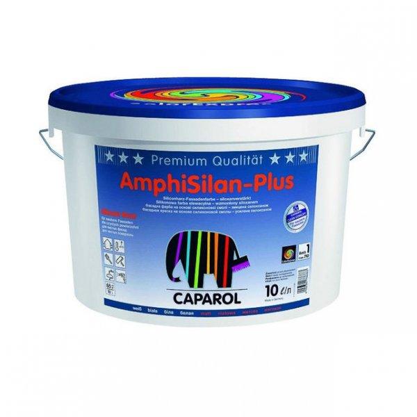 Фото  1 CAPAROL AmphiSilan-Plus силиконовая фасадная краска 1807255