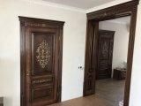 Фото 1 Межкомнатные двери, Резьба, Патина, Дуб 324019