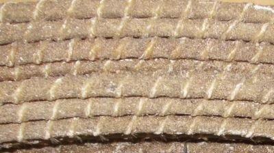 Фото  1 Стеклопластиковая арматура 6 мм. с напылением песка заменяет 8 мм. металлическую арматуру. 2109103