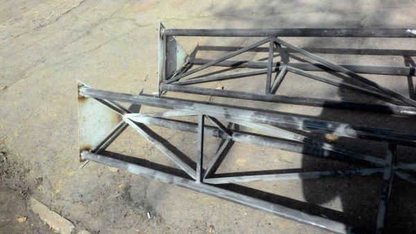 Фото 3 Металлическая ферма ( металлоконструкции ) 322989