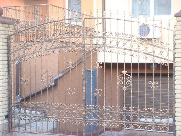 Фото 5 Ворота, калітки, заборні секції ковані.ворота ,калитки,забор. 336335