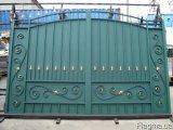 Фото 1 Ворота распашные из профнастила,калитки 332646