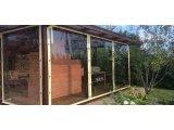 Фото 2 Мягкие окна, ПВХ шторы 338674