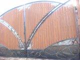 Фото  5 Ворота кованые новые . Ровно kovalstvo.com.ua Готовые и под заказ . Сложность любая.Откатные .Розпашные. 5029085