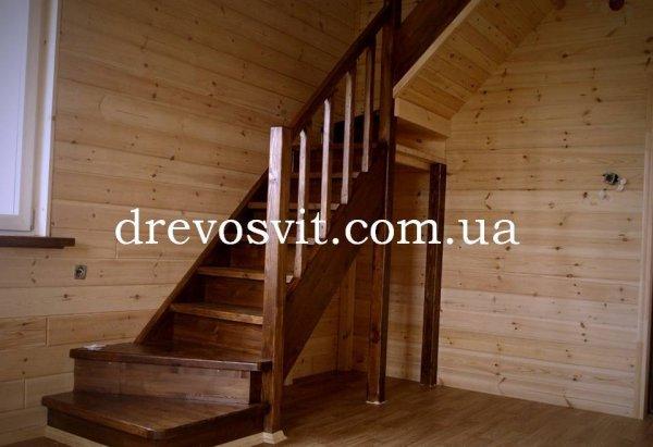 Вагонка деревяна сосна. Європрофіль. Довжина 0,8-0,9м. Ціна виробника. Доставка по всій території України
