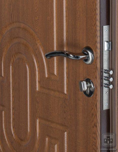 Фото 4 Вхідні металеві двері, Колекція Акцент 330820
