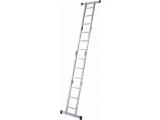 Фото  4 Шарнирная универсальная лестница трансформер четырехсекционная на 3 ступени 2255523