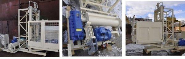 Фото 2 Н-49 м, 2 т. Мачтовый Подъёмник для подачи стройматериалов. 336691