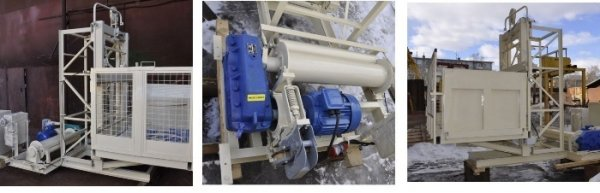 Фото 5 Н-45 м, 2 т. Подъёмники Грузовые Мачтовые для строительных работ. 336693
