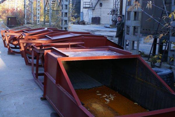 Фото  1 Бункер для бетона Туфелька 1808799