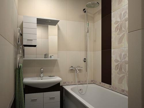 Фото 4 Ремонт ванной под ключ 341455