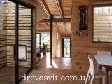 Фото  1 Вагонка деревяна сосна європрофіль 1-го сорту з живим не випадним сучком.Розміри: 80х14 мм. Довжина 2,5м 1972853