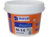 Фото  1 Глубокоматовая краска для потолков и стен М-14 Пинмат ISAVAL 8л до 65м2 1921996