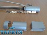 Фото  3 Сенсорный ТЭН InstalProjekt HOT2 N0 (MS) Silver: регулировка +таймер до 8ч; LED-подсветка +маскировка провода. Серый 3885625
