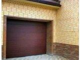 Фото  1 Гаражные ворота 3х2 м Alutech Trend Вишня 2356747